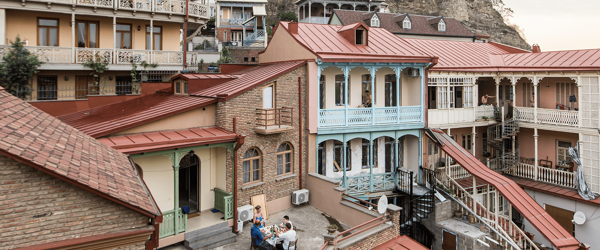 hotels in tbilisi city center