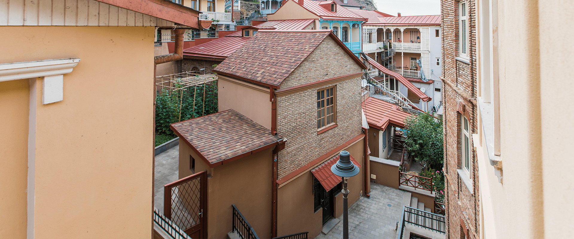 boutique hotel in tbilisi city center