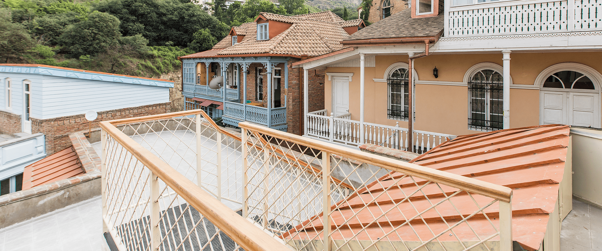 boutique hotel in tbilisi city center